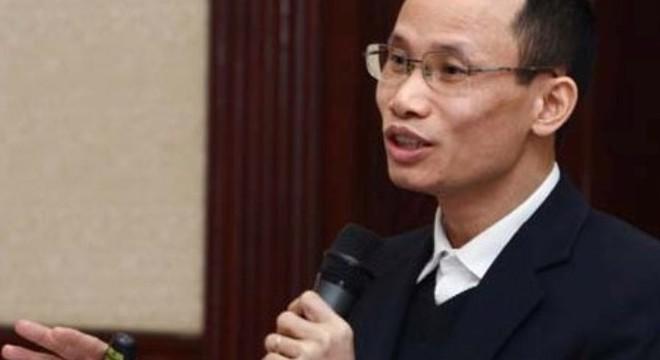 Ông Cấn Văn Lực, hàm Phó TGĐ BIDV