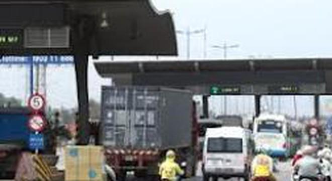 CII: Trạm thu phí Cam Thịnh tăng phí