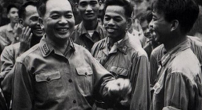 Những hình ảnh đặc biệt về Đại tướng Võ Nguyên Giáp năm 1973