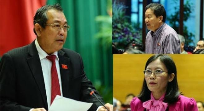 Không để CA Bắc Giang điều tra vụ ông Chấn