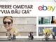 Ông chủ eBay và phép màu trở thành tỷ phú trong nháy mắt