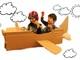 10 suy nghĩ phi thực tế về máy bay