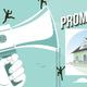 Những chiêu cực độc… câu khách bất động sản