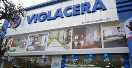 30 triệu cổ phần Viglacera sắp được đưa ra đấu giá với giá khởi điểm 11.700 đồng/cp