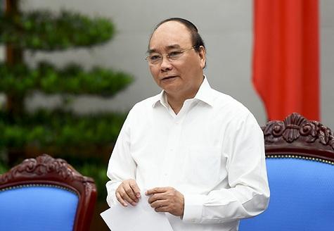 """Thủ tướng Nguyễn Xuân Phúc: """"Kiên quyết xóa lợi ích nhóm chi phối chính sách"""""""