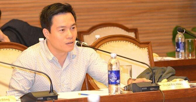 Ông Lê Đức Khánh, Giám đốc chiến lược của Công ty chứng khoán Maritime
