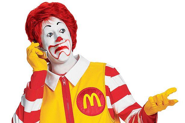 'Nếu một ngày nào đó, bạn tìm ra được một công thức làm bán burger ngon hơn BigMac của McDonald's thì cũng đừng vội nghĩ là bạn đã nắm trong tay vũ khí để có thể tạo dựng được một thương hiệu như McDonalds.'