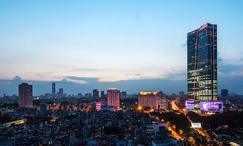Lotte bị nghi lập quỹ đen khi xây dựng toà Lotte Center Hà Nội