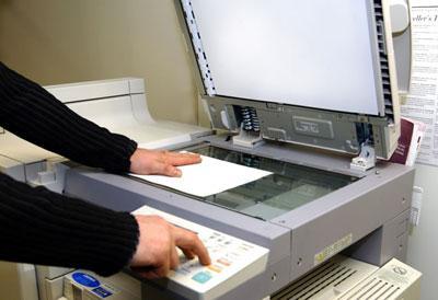 Tại sao bạn không thể photocopy được tiền mặt?