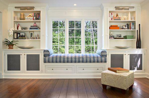 Nhà có quá nhiều cửa sổ dễ hao tài tán lộc