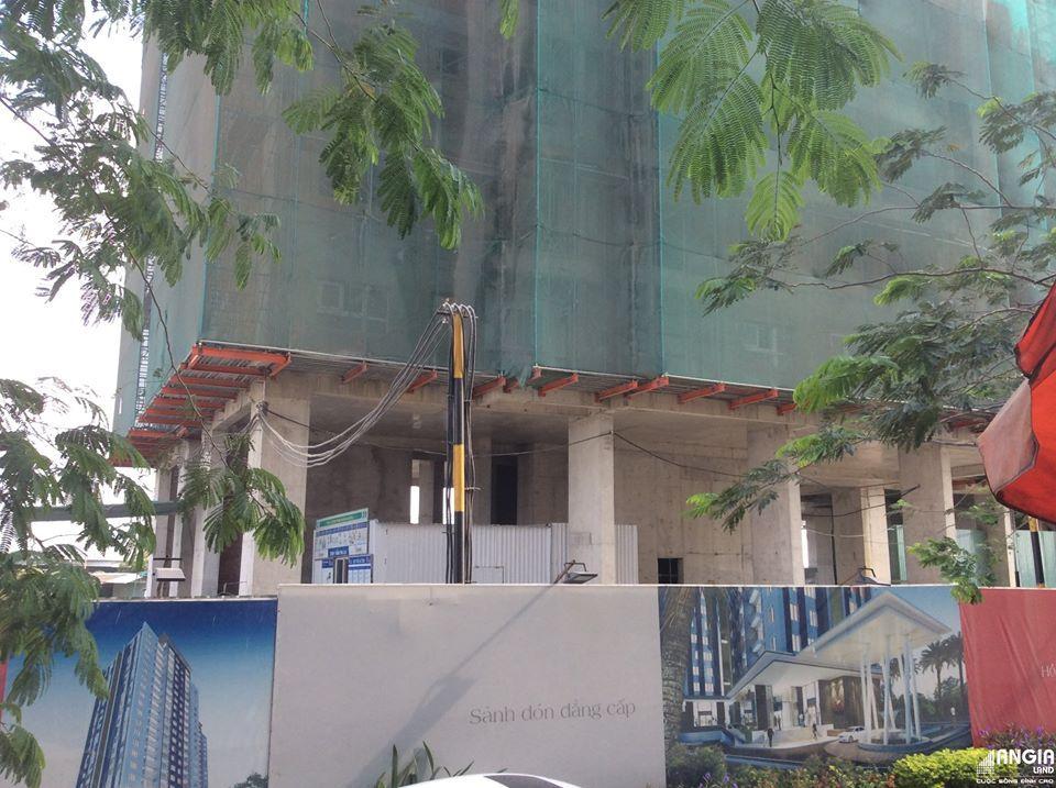 Dự án căn hộ An Gia Star nằm tại quận Bình Tân do Công ty cổ phần đầu tư và phát triển BĐS An Gia làm chủ đầu tư. Dự án có 480 căn hộ giá rẻ. Hiện nay, tòa chung cư này đã hoàn thành phần cất nóc, đang trong giai đoạn hoàn thiện bên trong và bên ngoài.