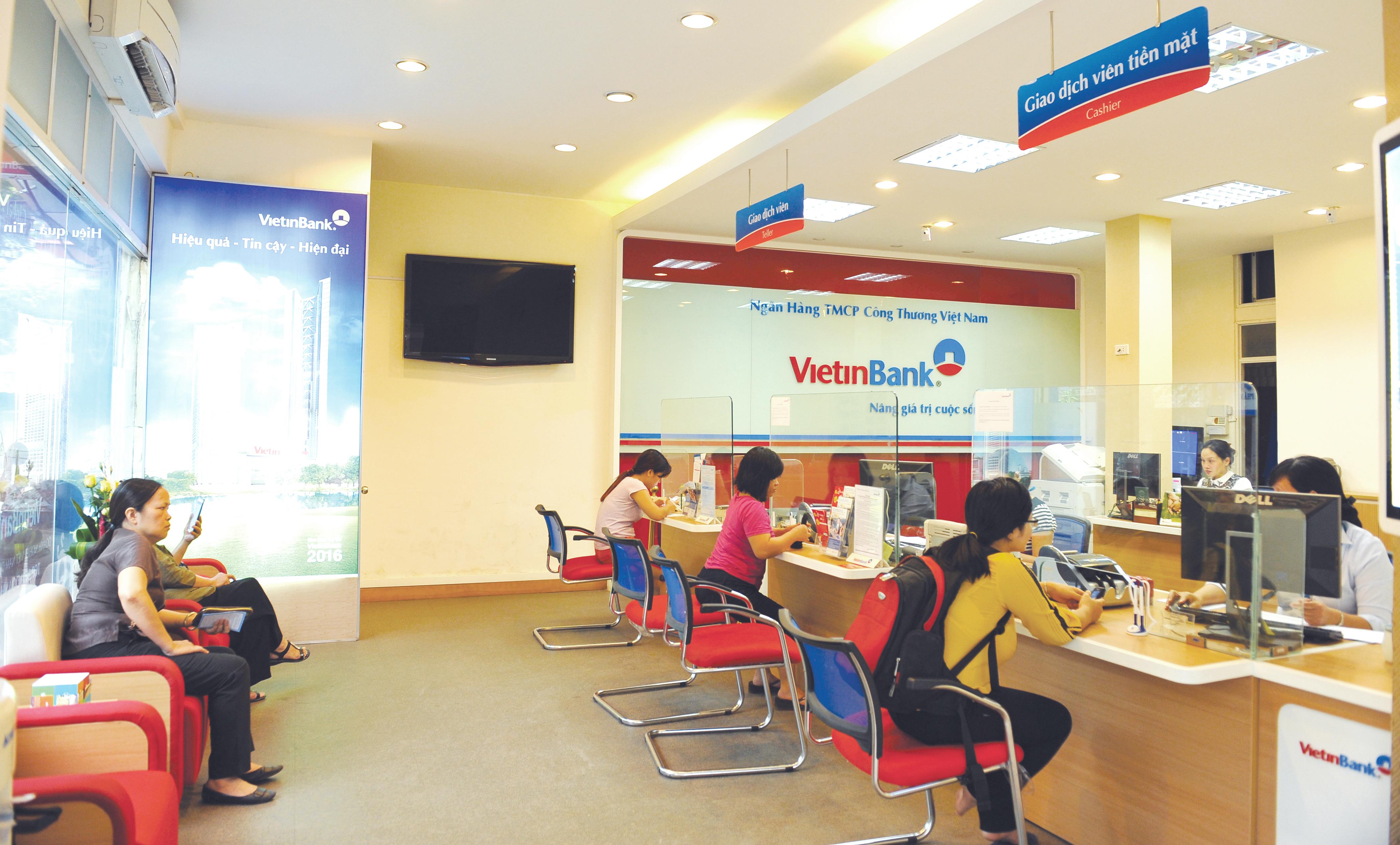 10 cá nhân tranh nhau mua cổ phần của VietinBank tại Saigonbank
