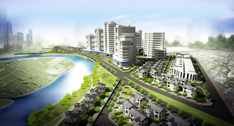 Dọc tuyến cao tốc TPHCM - Long Thành - Dầu Giây sẽ có những khu đô thị cao tầng