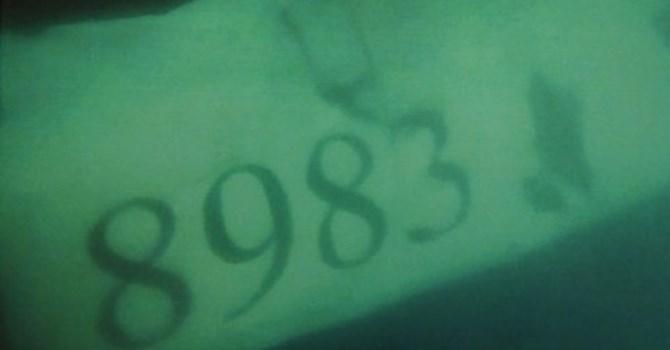 [Video] Những hình ảnh đầu tiên của CASA 8983 dưới đáy biển