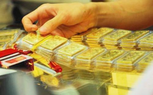 Sau cơn sốt, giá vàng tăng nhẹ phiên cuối tuần