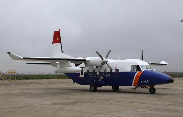Nhìn lại chiến dịch tìm kiếm máy bay CASA 212