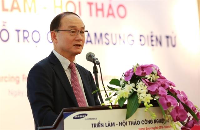 Chuỗi cung ứng của doanh nghiệp Việt cho Samsung tăng gấp 3 sau 1 năm nhưng chỉ tập trung vào bao bì và in ấn