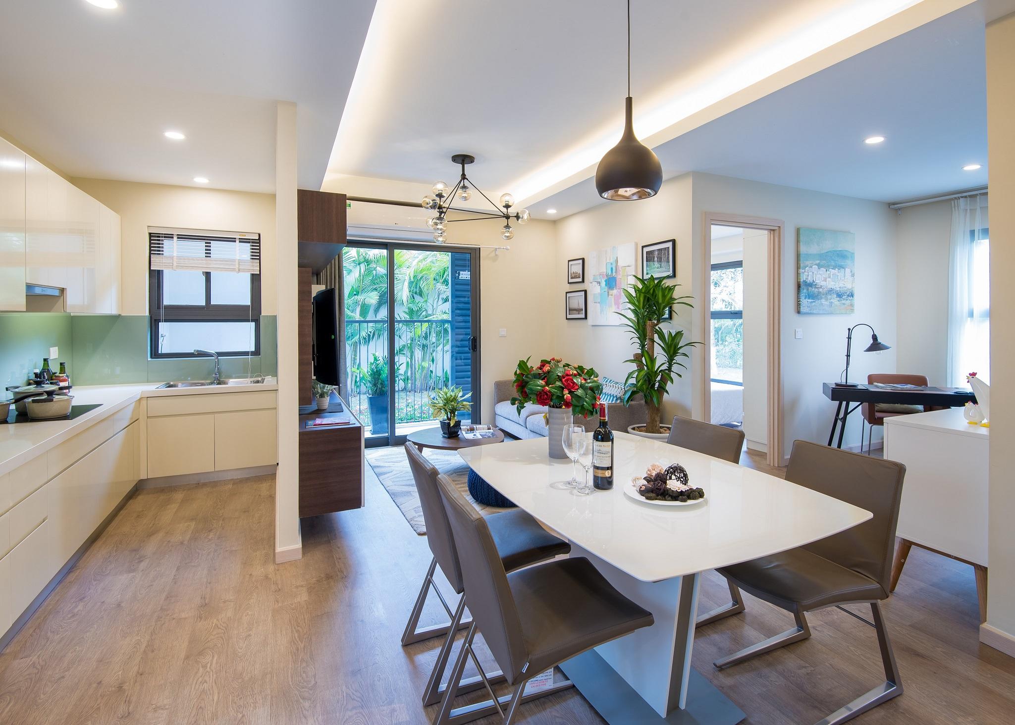 Căn hộ siêu nhỏ đầy đủ tiện nghi, trào lưu mới của thị trường địa ốc