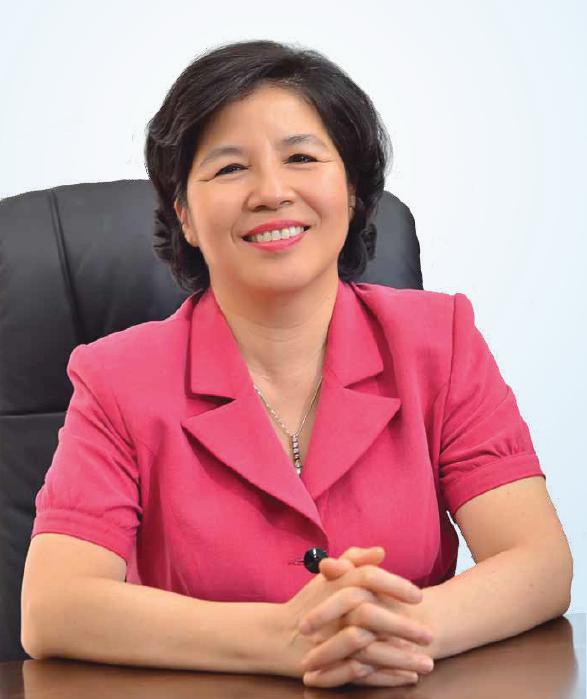 Mai Kiều Liên - Thành viên HĐQT VNM | CafeF.vn