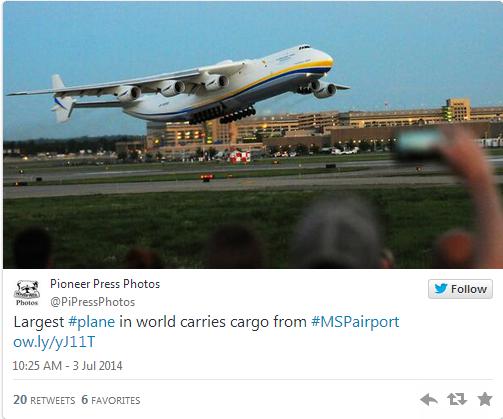 Chiếc máy bay lớn nhất thế giới: Không phải là Boeing hay Airbus, mà là 'quái vật' Antonov 225 (1)