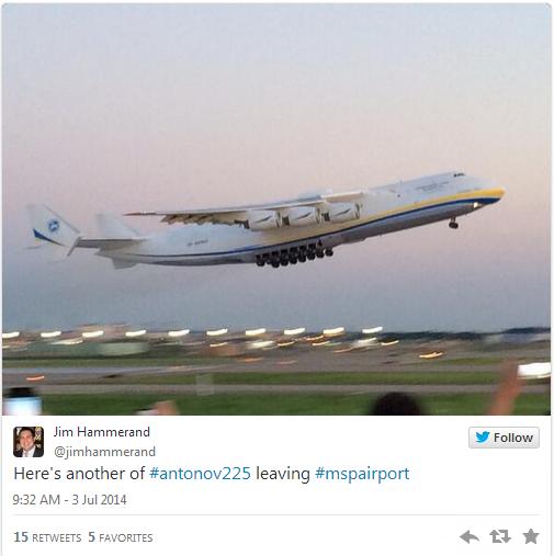 Chiếc máy bay lớn nhất thế giới: Không phải là Boeing hay Airbus, mà là 'quái vật' Antonov 225 (4)