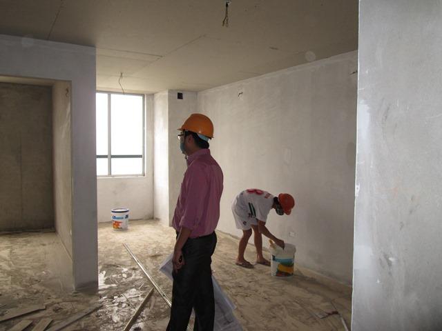 """Bất động sản khó khăn, nhiều dự án vẫn tăng tốc """"lội ngược dòng"""" (4)"""