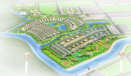 Làng biệt thự sinh thái Moon River (1)