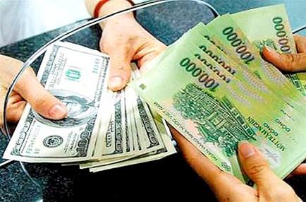 tỷ-giá, Vũ-Đình-Ánh, NHNN, tiền-đồng, chợ-đen, tín-dụng, đầu-tư