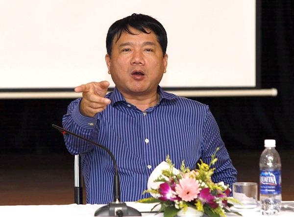 Bộ trưởng Đinh La Thăng . Ảnh: KỲ ANH