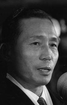 Park Chung Hee, người đã lãnh đạo Hàn Quốc từ năm 1961 đến năm 1979, khi ông bị ám sát