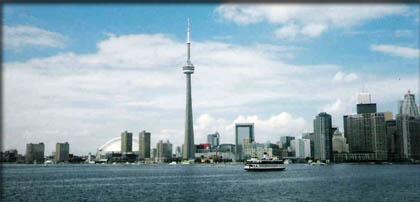 The CN Tower – Toronto, Canada