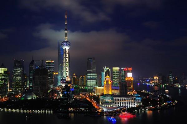 Oriental Pearl TV - Thượng Hải, Trung Quốc