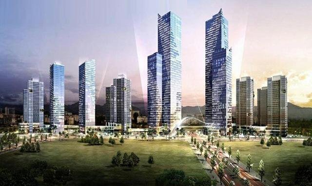 Mô hình phát triển dự án Khu đô thị Văn Khê của STL
