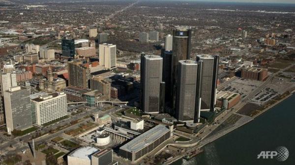 Detroit từng là biểu tượng của sự thịnh vượng.