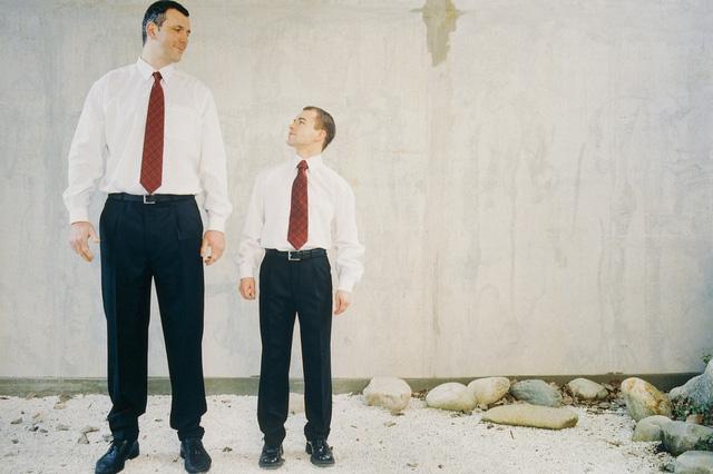 Người trưởng thành vẫn có thể cao được, nhưng đó chỉ là tạm thời chứ chiều cao này không thể giữ được lâu dài.