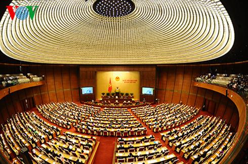 Một phiên họp Quốc hội (Ảnh minh họa: Quang Trung)