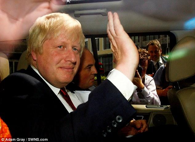 .Cựu thị trưởng London Boris Johnson hôm 30-6 tuyên bố từ bỏ cuộc đua làm thủ tướng khiến nhiều người không khỏi sốc. Ảnh: Daily Mail.