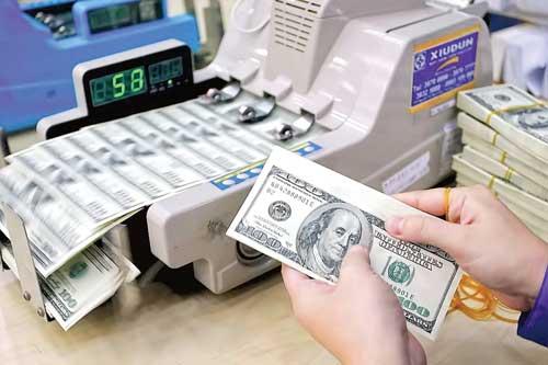 Phát hành trái phiếu ngoại tệ sẽ được thực hiện thông qua việc NH dùng ngoại tệ huy động của người dân để mua TPCP.