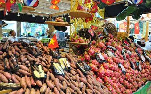 Các mặt hàng đặc trưng của Việt Nam tai Hội chợ