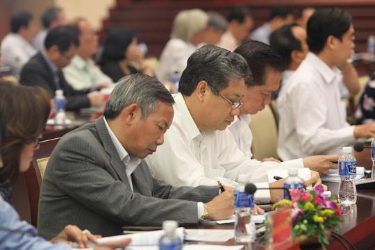 Cộng đồng DN bày tỏ tin tưởng vào quyết tâm của lãnh đạo TP.