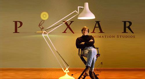 Lúc đến Pixar, tâm trạng của Jobs luôn hào hứng và vui vẻ.