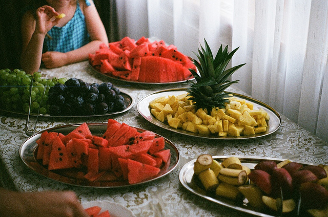 Kiêng đường tinh luyện, vị giác của bạn có thể được điều chỉnh để cảm nhận tốt hơn vị của trái cây