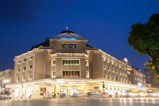 Dành đến 400 tỷ để cải tạo Trung tâm thương mại Tràng Tiền nhưng với ông Hạnh Nguyễn, Tràng Tiền Plaza vẫn như một bức tranh thiếu giấy...