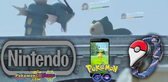 Pokémon Go ra mắt giống như vị cứu tính của Nintendo.