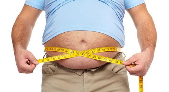 Ăn nhiều có thể giảm được béo bụng. 