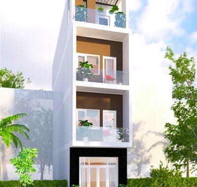 Ngôi nhà quá cao so với xung quanh không tốt theo phong thuỷ.