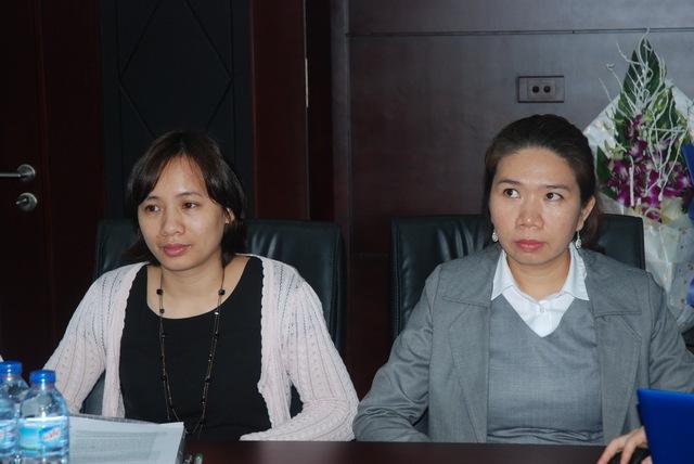 Bà Vũ Thị Lan Anh - Phó Tổng giám đốc CEO Group