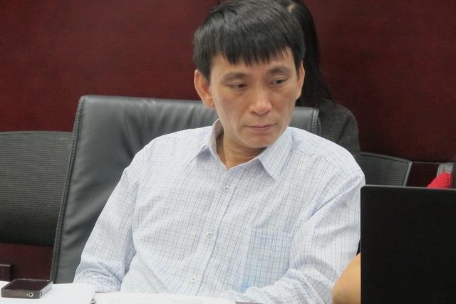 Ông Trần Huy Hoàng- Phụ trách Tài chính CTCP Tasco