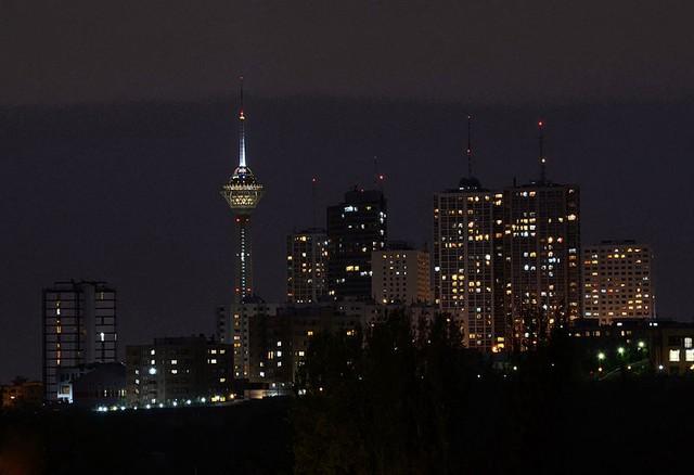 Milad Tower – Tehran, Iran