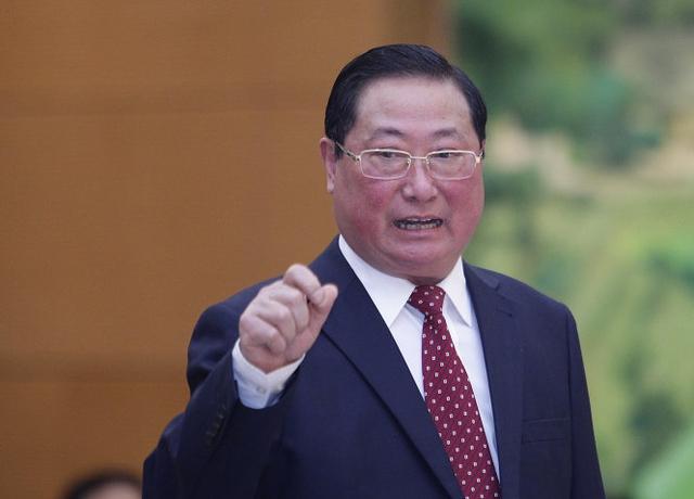 Bộ trưởng, Chủ nhiệm Ủy ban Dân tộc Giàng Seo Phử
